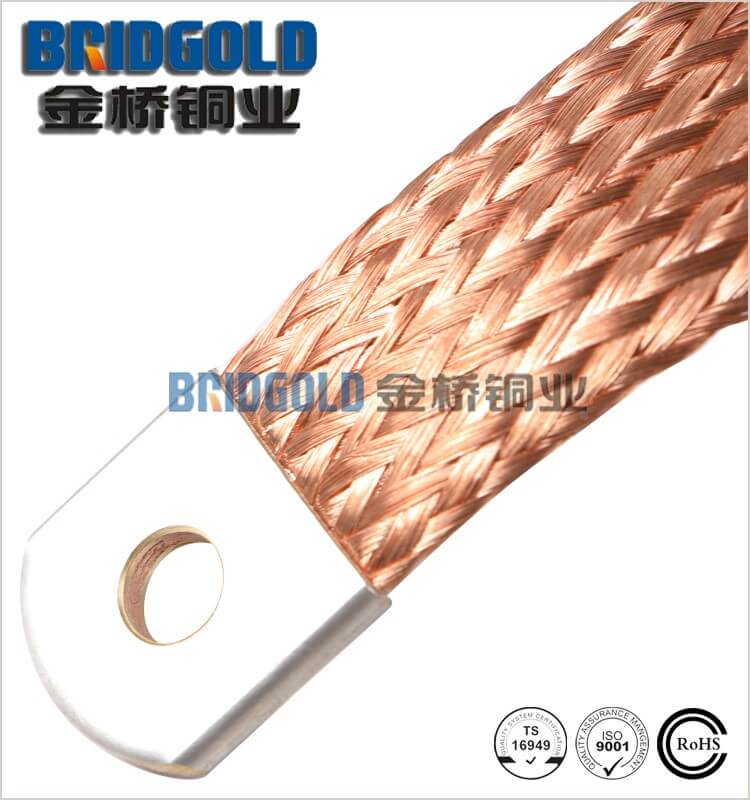 What's the Application of Flexible Copper Braid Connectors 1