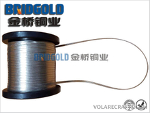 Single Wire Diameter: 0.07mm (AWG 41)